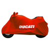 ducati monster 696 796 1100 garage cover Red