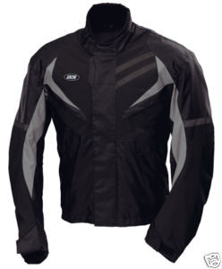 IXS children jacket Simi black Textile Jacket