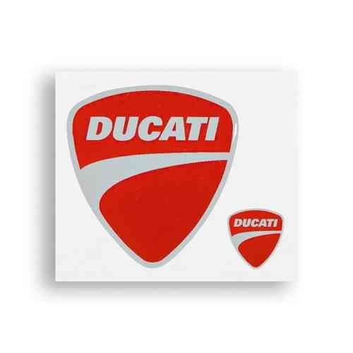 Ducati Company Sticker Decal