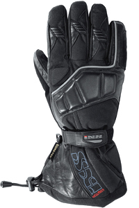 X Clinch Handschuhe Polaris Evo Winter  Goatskin-Leder/Textil Mix