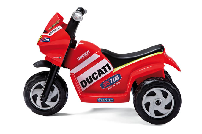 ducati elektro kinder motorrad mini. Black Bedroom Furniture Sets. Home Design Ideas