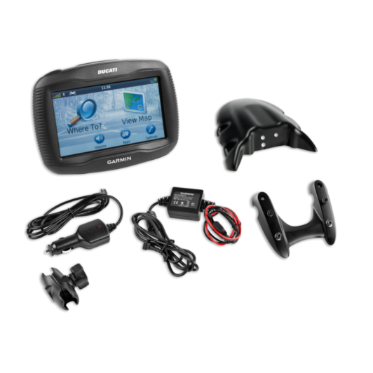 Ducati Diavel Bluetooth