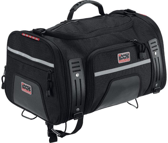 ixs tailbag simplon motorrad sozius hecktasche beifahrer tasche neu back bag ebay. Black Bedroom Furniture Sets. Home Design Ideas