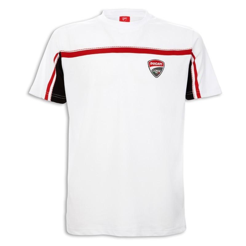 2c89718b Ducat Corse 14 t-shirt short sleeve withe/black