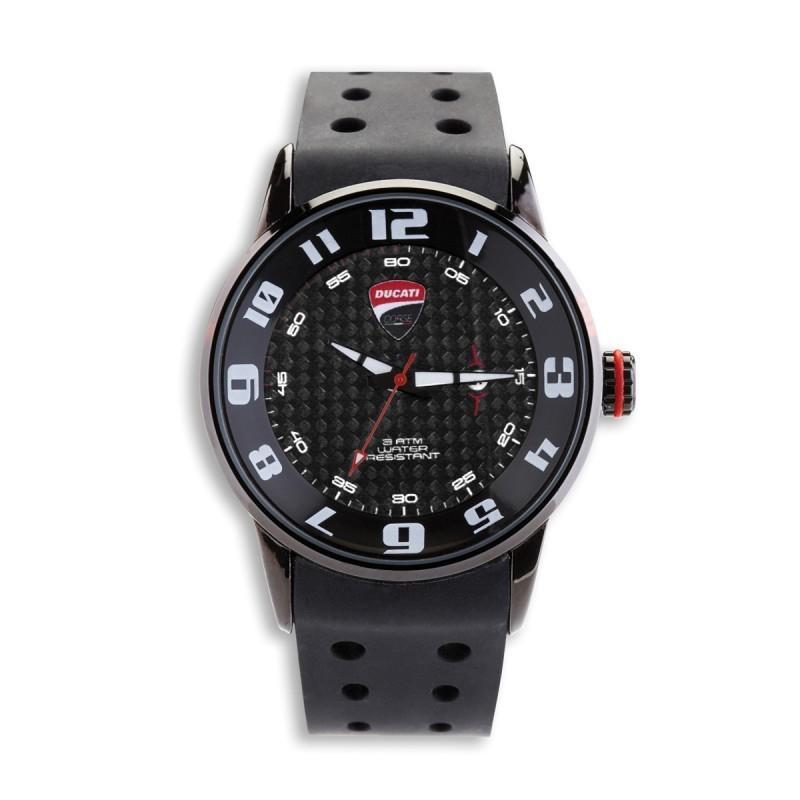 ducati corse uhr 14 watch quarz uhr armbanduhr geschenkidee ebay. Black Bedroom Furniture Sets. Home Design Ideas