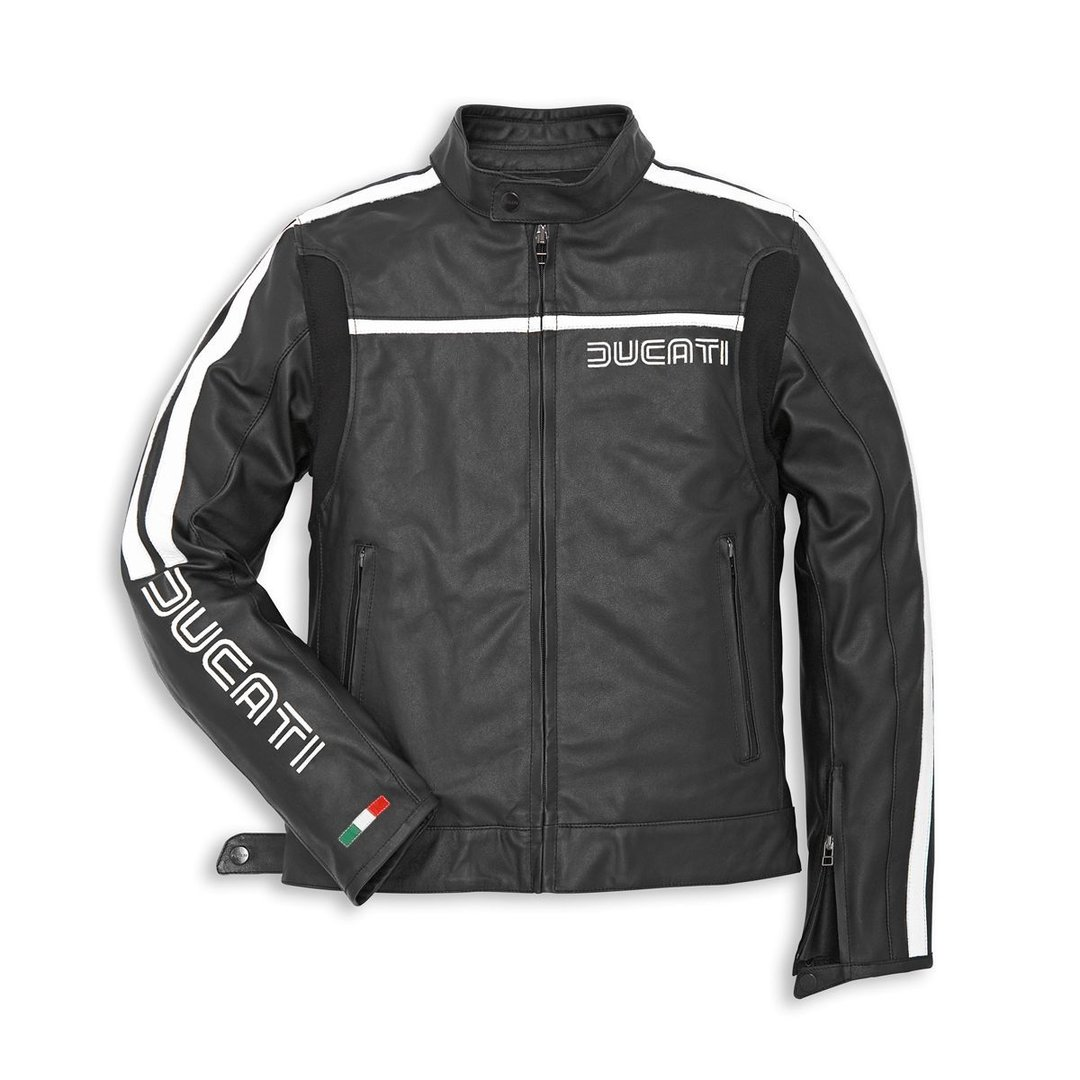 Ducati Meccanica Leather Jacket