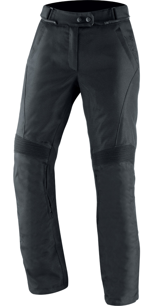 Textil Damen Motorradhose Aurora Schwarz Ixs Hose 100Polyester FJTclK1
