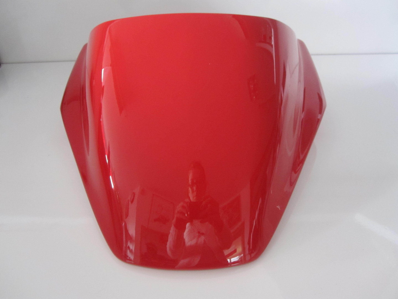 ducati monster beifahrer sitzbank abdeckung sozius rot neu. Black Bedroom Furniture Sets. Home Design Ideas