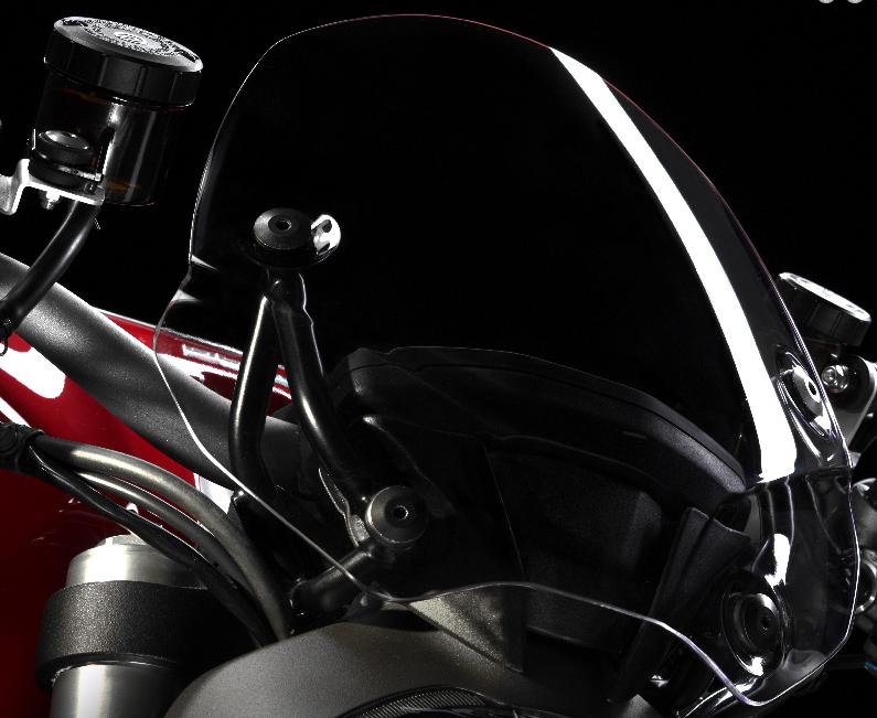 Ducati Monster  Windshield