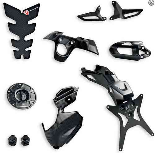 Ducati SBK 899 959 1199 1299 Sport accessory package