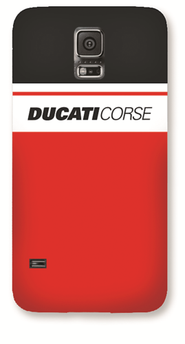 Ducati Corse Cover Handy Samsung Galaxy S 5 Hartschale Hülle