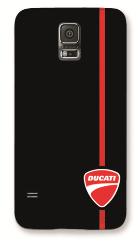 Ducati Samsung Galaxy S 5 Cover Hartschale Handy Hülle