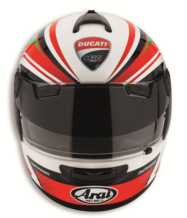 ducati corse arai helm sbk 2 arai chaser v pro neu. Black Bedroom Furniture Sets. Home Design Ideas
