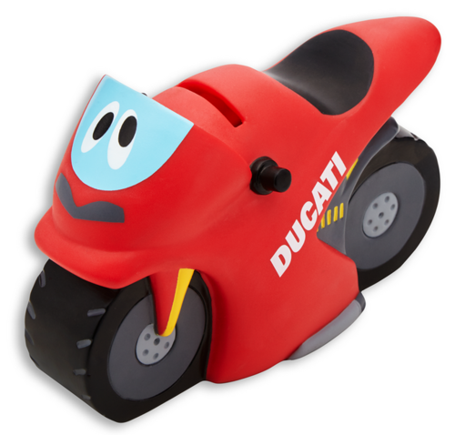 Ducati Cartoon Kinder Sparbüchse child money saving box