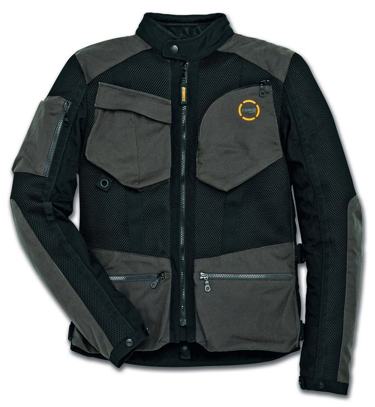 Ducati Fabric Jacket