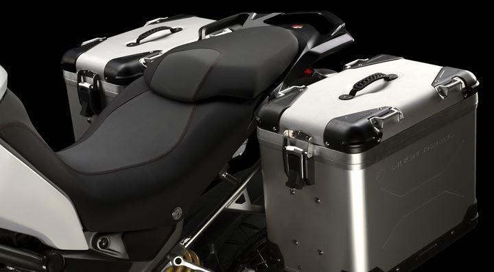 Ducati Multistrada Panniers For Sale
