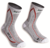 Ducati Cool Down performance Socken in schwarz