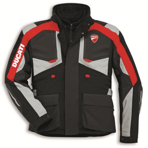 online store cbfff 22138 Ducati Dainese Strada C3 Jacke Goretex Textil