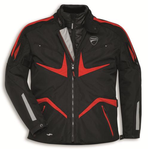 Ducati Spidi Tour V2 Fabric Jacket Men Motorcycle Jacket New