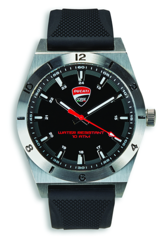 Ducati Corse DC power quartz watch for men