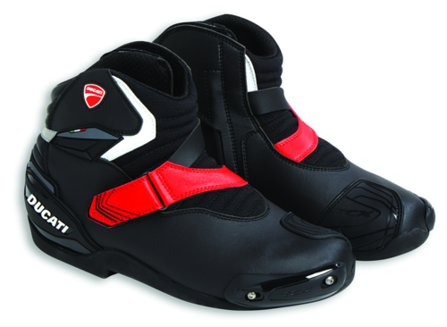 Ducati TCX Theme shoes technical short performance boots