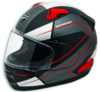 Ducati Arai Recon Helm drudi performance