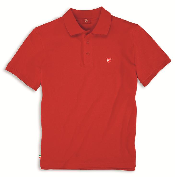 Kleidung New Fashion Poloshirt Basic Rot Arbeitskleidung & -schutz