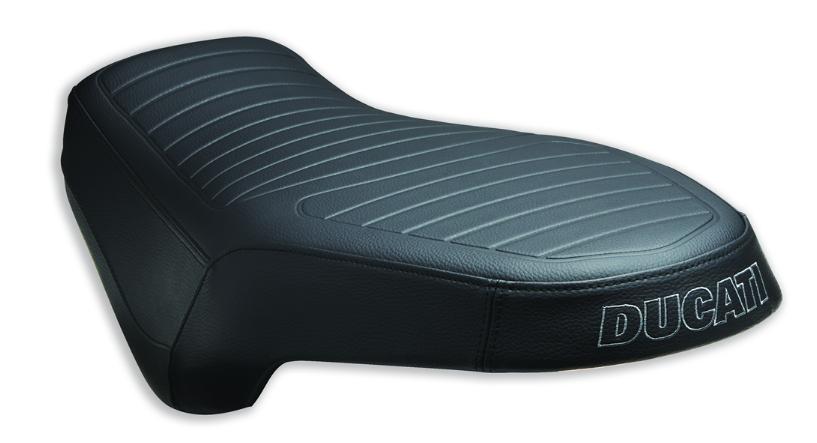 Ducati Scrambler 1100 Comfort Sitzbank 25mm Sitzhöhe Neu