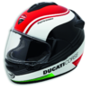 Ducati Corse Arai SBK 3 Chaser X full face helmet in red