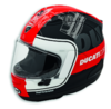 Ducati Arai RX-7V Corse V3 full faced motorcycle helmet