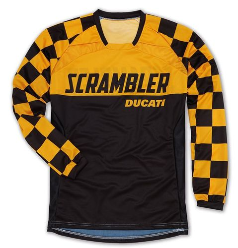 Ducati Scrambler cross idol men shirt