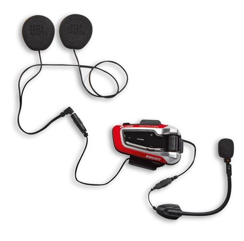 Ducati Helm Sprechanlage Communication System V2 Headset