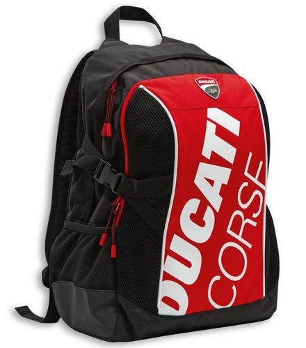 Ducati Corse DC Freetime Textil Rucksack/ fabric back bag