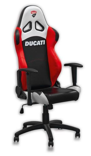 Ducati Corse race chair/ office chair